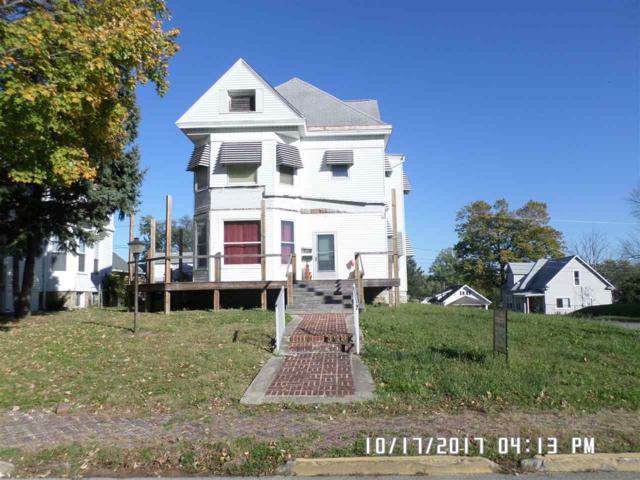 301 N Lincoln Street, Alexandria, IN 46001 (MLS #201754356) :: The ORR Home Selling Team