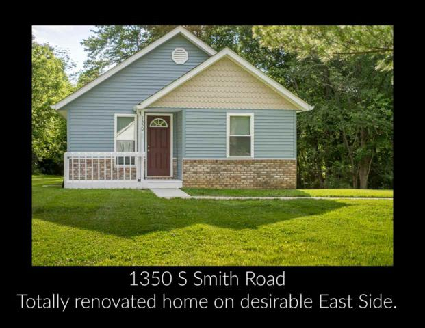 1350 S Smith Road, Bloomington, IN 47401 (MLS #201754613) :: Parker Team