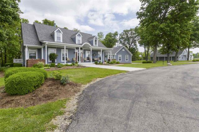 12808 W County Road 300 North Road, Yorktown, IN 47396 (MLS #201754620) :: The Romanski Group - Keller Williams Realty