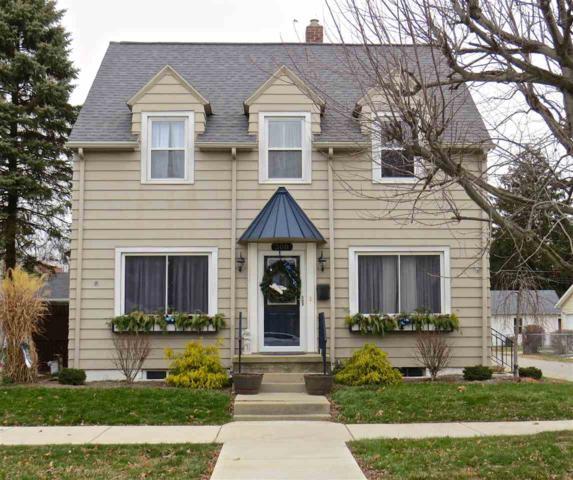 508 E Armstrong Street, Frankfort, IN 46041 (MLS #201754773) :: The Romanski Group - Keller Williams Realty