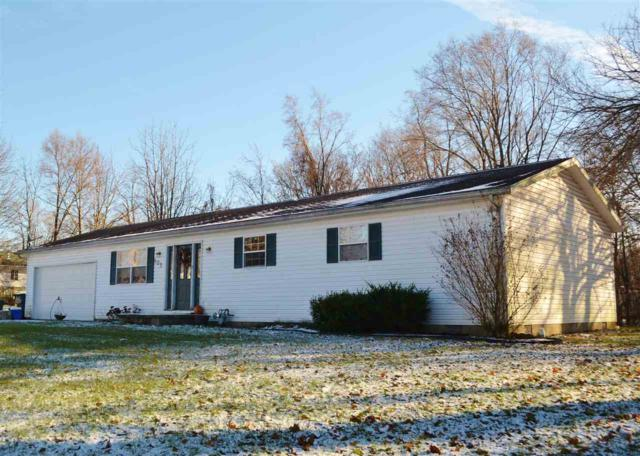 505 W North St, Eaton, IN 47338 (MLS #201754806) :: The ORR Home Selling Team