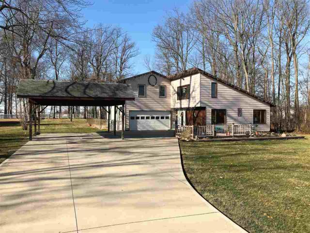 401 N Cr 600E, Selma, IN 47383 (MLS #201755079) :: The ORR Home Selling Team