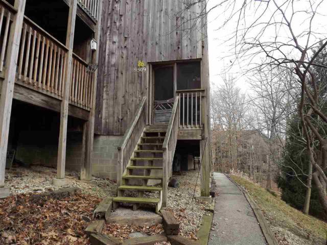 9509 S Pointe Lasalles Woods Drive #86.5, Bloomington, IN 47401 (MLS #201755104) :: The ORR Home Selling Team