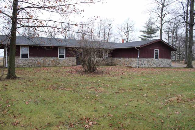 13440 E County Road 350 N, Parker City, IN 47368 (MLS #201755839) :: The ORR Home Selling Team