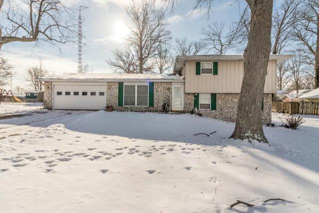 406 E Jackson St, Farmland, IN 47340 (MLS #201800823) :: The ORR Home Selling Team