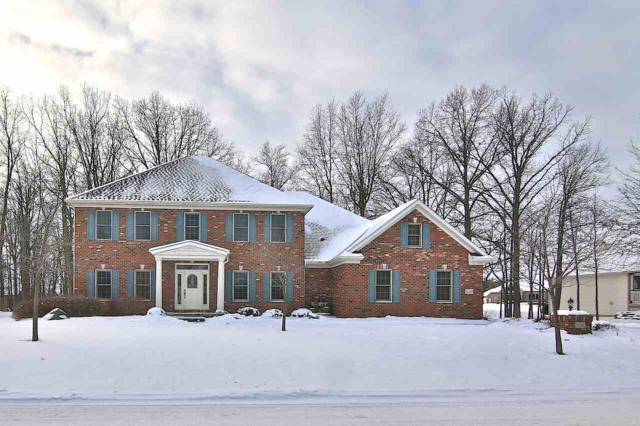 8136 Mystic Drive, Fort Wayne, IN 46835 (MLS #201800897) :: The ORR Home Selling Team