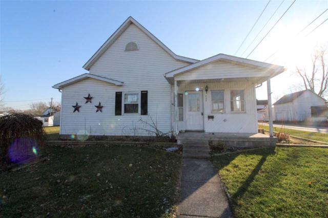 727 W Chestnut Street, Hartford City, IN 47348 (MLS #201801136) :: The ORR Home Selling Team