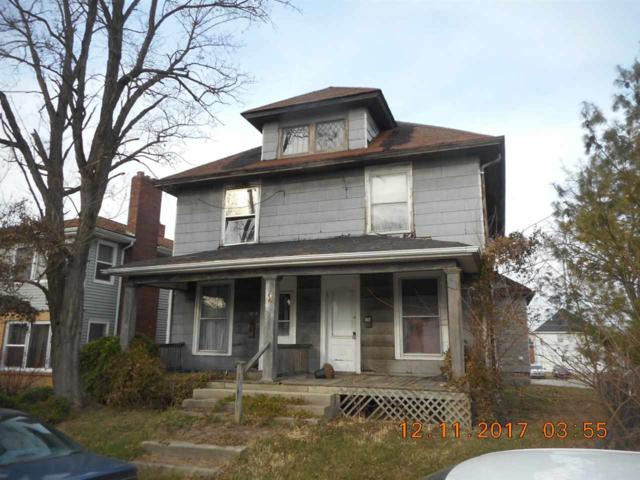 1114-1116 Church Street, New Castle, IN 47362 (MLS #201801152) :: The ORR Home Selling Team