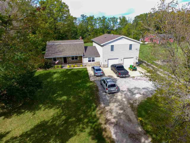 450 N 100 E, Bluffton, IN 46714 (MLS #201801840) :: The ORR Home Selling Team