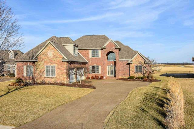 18445 Bennington Dr, Evansville, IN 47725 (MLS #201803892) :: Parker Team