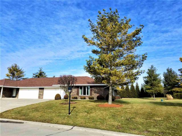 885 E Bell Drive, Marion, IN 46953 (MLS #201803961) :: The ORR Home Selling Team