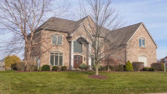 14259 Meridian Crossing, Granger, IN 46530 (MLS #201804046) :: The ORR Home Selling Team