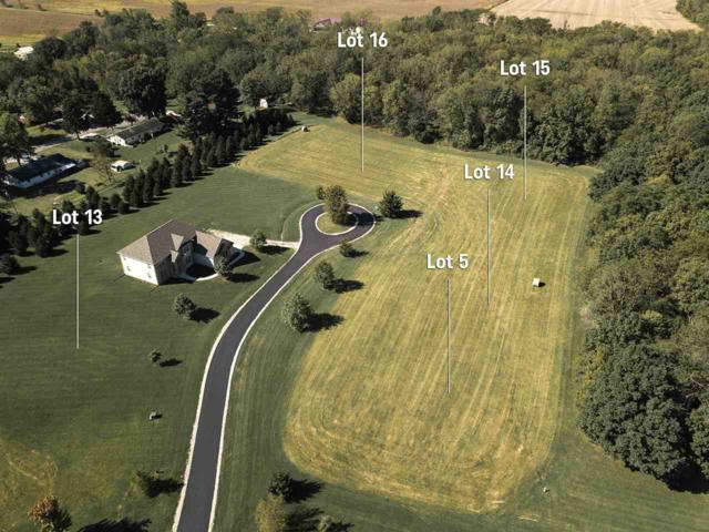 Lot 5 Lambsdowne Lane, West Lafayette, IN 47906 (MLS #201804450) :: Parker Team