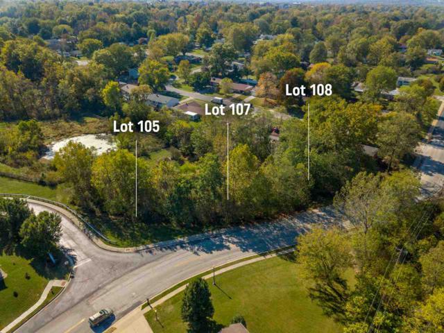 1006 Shadowlawn Ave-Lot 107, Greencastle, IN 46135 (MLS #201804651) :: Parker Team