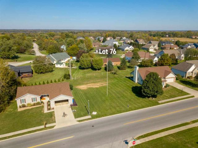 1043 Shadowlawn Ave-Lot 76, Greencastle, IN 46135 (MLS #201804652) :: Parker Team