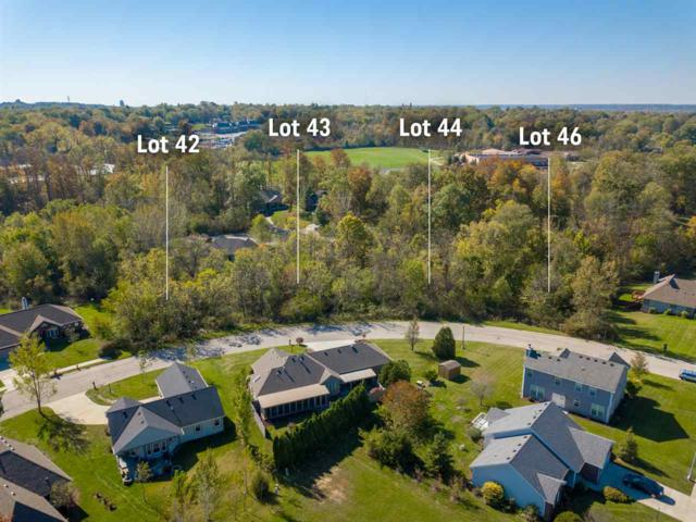 840 Robin Wood Place-Lot 46, Greencastle, IN 46135 (MLS #201804660) :: Parker Team