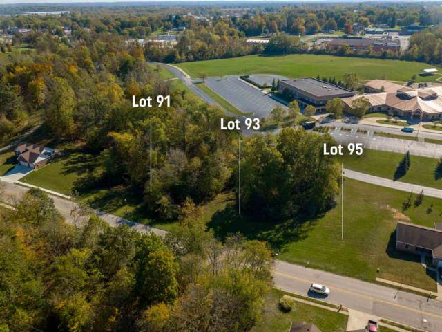 1024 Shadowlawn Ave-Lot 93, Greencastle, IN 46135 (MLS #201804666) :: Parker Team