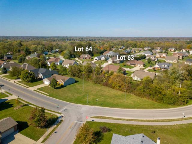 1055 Shadowlawn Ave-Lots 63 & 64, Greencastle, IN 46135 (MLS #201804670) :: The ORR Home Selling Team