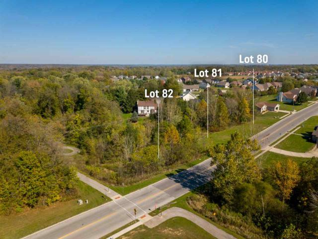1035-1037 Shadowlawn Ave-Lots 82 & 81, Greencastle, IN 46135 (MLS #201804671) :: The ORR Home Selling Team