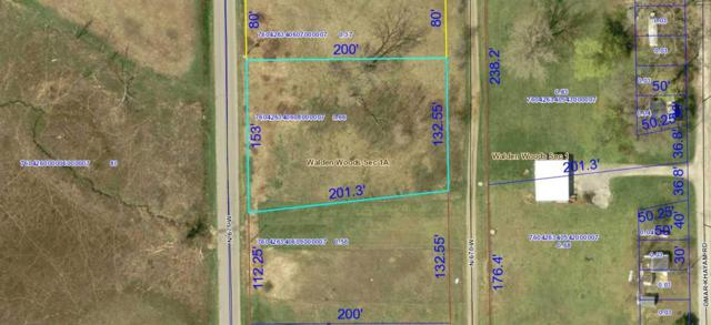 Lot 1534R N 675 W, Orland, IN 46776 (MLS #201805066) :: Parker Team