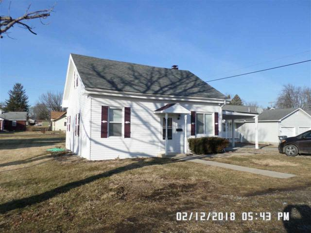 716 W Adams Street, Alexandria, IN 46001 (MLS #201805226) :: The ORR Home Selling Team