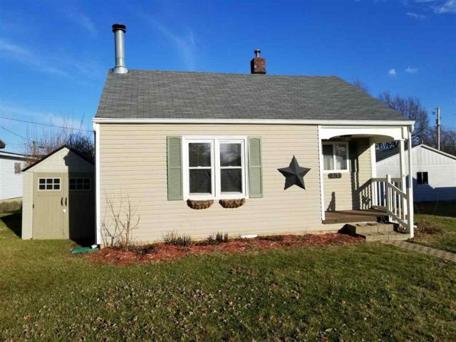 337 N Rinard Street, Parker City, IN 47368 (MLS #201807301) :: The ORR Home Selling Team