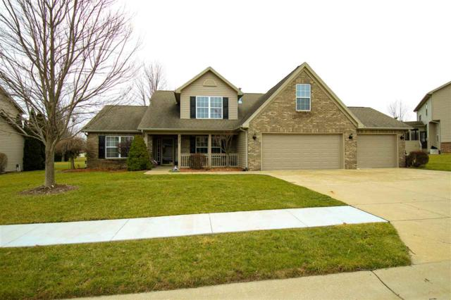 2125 Whisper Valley Drive, Lafayette, IN 47909 (MLS #201807367) :: The ORR Home Selling Team