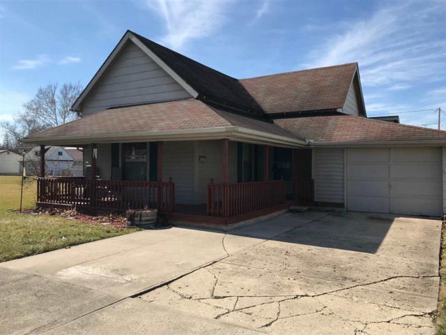 3516 S Gallatin Street, Marion, IN 46953 (MLS #201807415) :: Parker Team