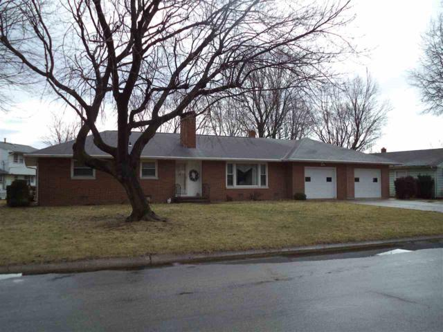 708 Pam St., Warsaw, IN 46580 (MLS #201807436) :: The ORR Home Selling Team