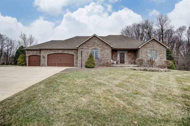 1278 W Wildflower, Warsaw, IN 46580 (MLS #201807749) :: Parker Team