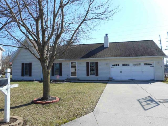 2222 Sally Street, Warsaw, IN 46580 (MLS #201807994) :: The ORR Home Selling Team