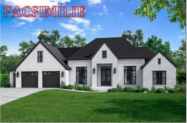 6040 W Corral Way Drive, Bloomington, IN 47403 (MLS #201808115) :: Parker Team