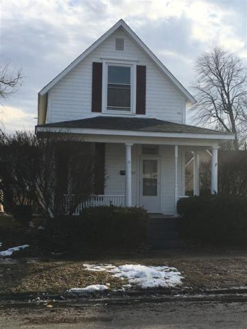 707 E Washington Street, Frankfort, IN 46041 (MLS #201809222) :: The Romanski Group - Keller Williams Realty