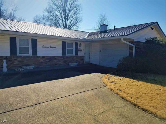 1611 Crystal Court, Evansville, IN 47714 (MLS #201809304) :: The ORR Home Selling Team