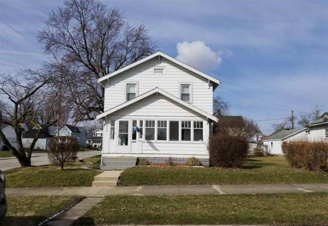 224 S Jefferson, Hartford City, IN 47348 (MLS #201809553) :: The ORR Home Selling Team