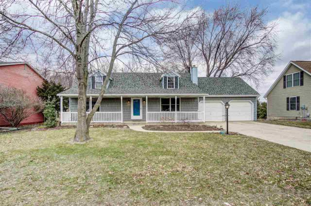 2307 Brookview Drive, Warsaw, IN 46580 (MLS #201809641) :: The ORR Home Selling Team