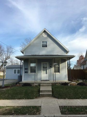 628 N West Street, Winchester, IN 47394 (MLS #201809766) :: The ORR Home Selling Team