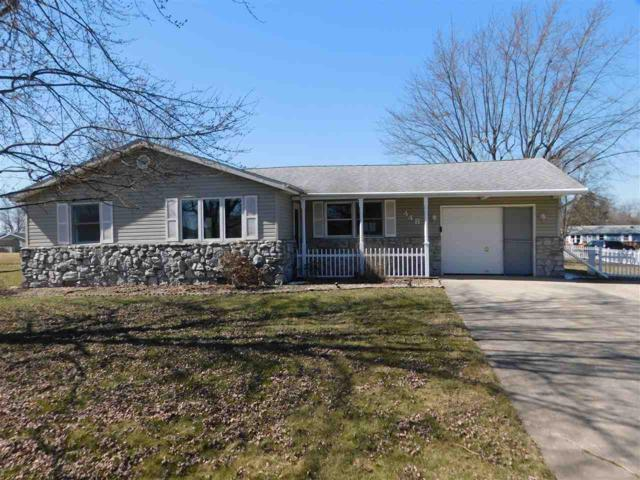 448 S Ohio Street, Parker City, IN 47368 (MLS #201809992) :: The ORR Home Selling Team