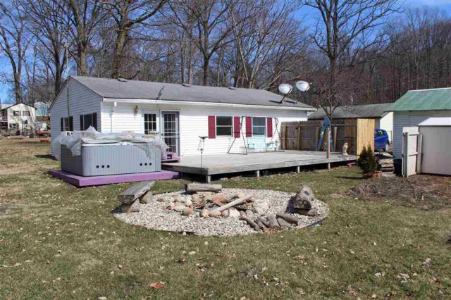 40 Lane 118B Big Turkey Lake, Lagrange, IN 46761 (MLS #201810089) :: The ORR Home Selling Team
