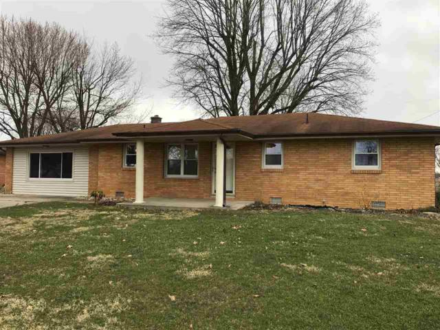 8418 Elbert Streets, Daleville, IN 47334 (MLS #201810234) :: The ORR Home Selling Team