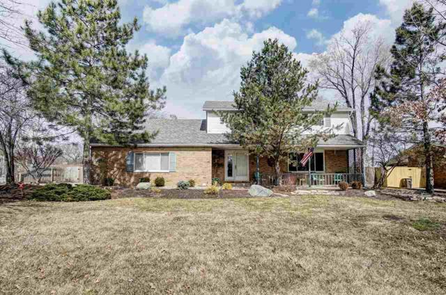4615 Woodstock Drive, Fort Wayne, IN 46815 (MLS #201810513) :: The ORR Home Selling Team