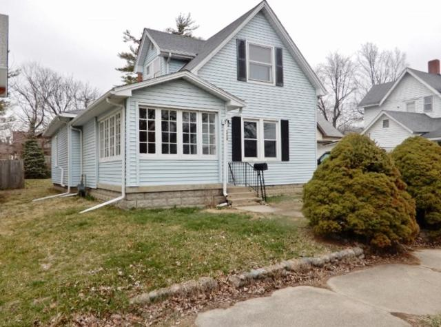 654 E Wabash St, Frankfort, IN 46041 (MLS #201810876) :: The Romanski Group - Keller Williams Realty