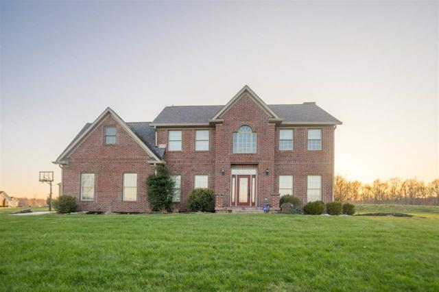 837 Spyglass Hill Drive, Bedford, IN 47421 (MLS #201811253) :: The ORR Home Selling Team