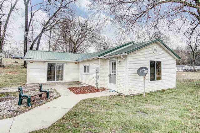 195 Lane 133 Turkey Lake, Lagrange, IN 46761 (MLS #201811910) :: The ORR Home Selling Team
