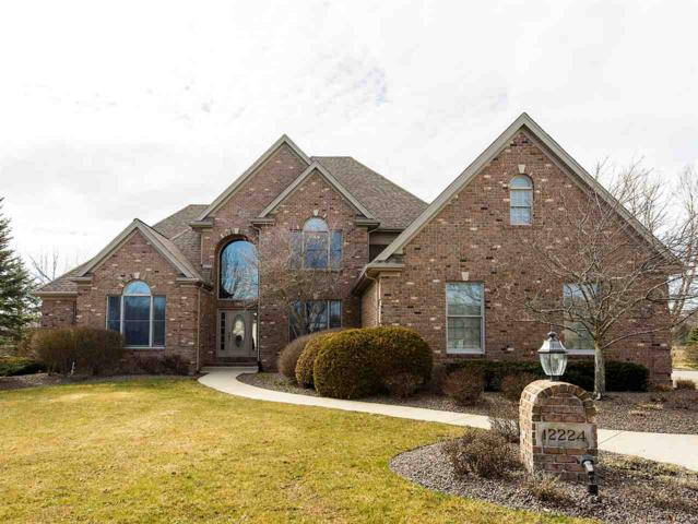 12224 Cree Court, Fort Wayne, IN 46814 (MLS #201812840) :: TEAM Tamara