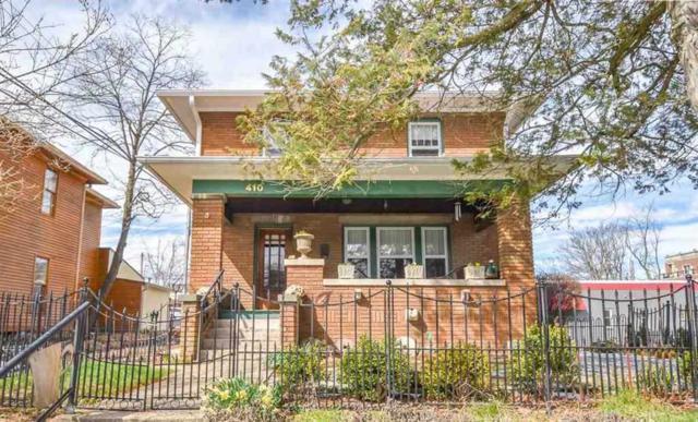 410 W 4th Street, Bloomington, IN 47404 (MLS #201813127) :: Parker Team