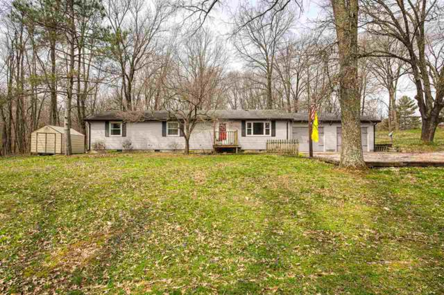 2655 Brown Chapel Road, Boonville, IN 47601 (MLS #201813420) :: The Dauby Team