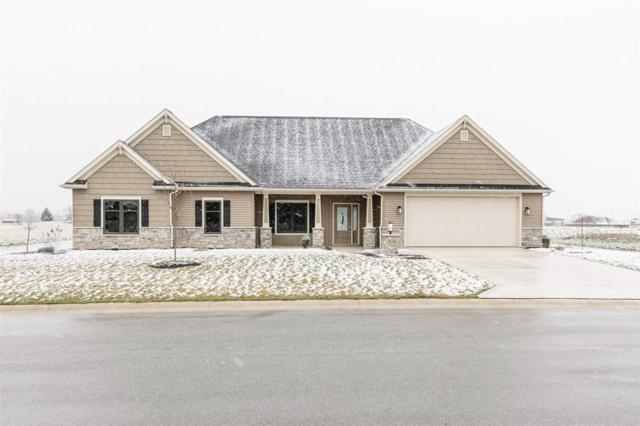 2150 Red Oak, Bluffton, IN 46714 (MLS #201813508) :: The ORR Home Selling Team