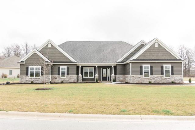2325 Red Oak, Bluffton, IN 46714 (MLS #201813520) :: The ORR Home Selling Team