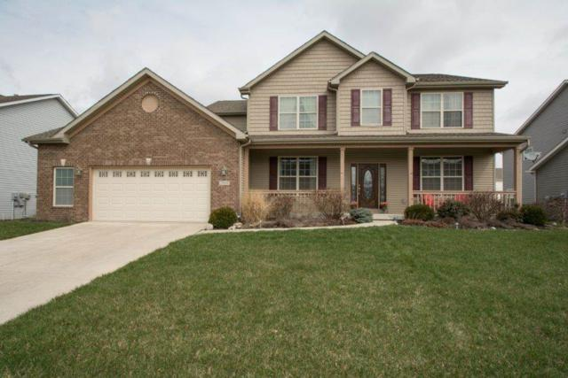 3466 Tunbridge Way, West Lafayette, IN 47906 (MLS #201813660) :: Parker Team